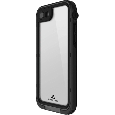 Black Rock 360 Hero Cover Apple iPhone 7-8 - Schwarz 99927890 vorne