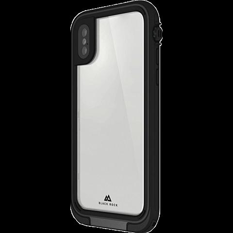 Black Rock 360° Hero Cover Schwarz Apple iPhone X 99927889 vorne