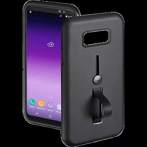 Hama Loop Cover Schwarz Samsung Galaxy S8 99927873 hinten