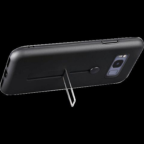 Hama Loop Cover Schwarz Samsung Galaxy S8 99927873 seitlich