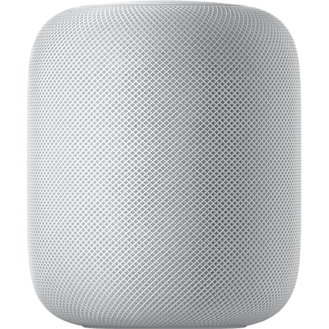 Apple HomePod Weiss 99927970 vorne