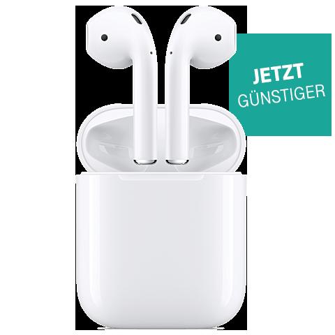 Apple Airpods Weiss 99926040 vorne