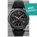 Samsung Gear S3 Frontier Schwarz 99925879 kategorie