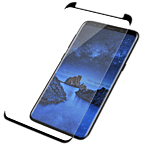 PanzerGlass Display Glas Schwarz Samsung Galaxy S9 99928016 kategorie