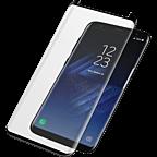 PanzerGlass Display Glas Schwarz Samsung Galaxy S8 99928024 kategorie