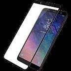 PanzerGlass Display Glas Schwarz Samsung Galaxy A6+ 99928023 kategorie
