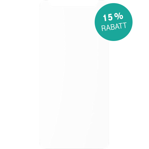 Tech21 Impact Shield Schutzfolie Samsung A8 Transparent 99927641 vorne