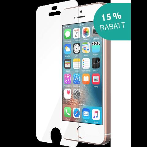 Tech21 Impact Shield Schutzfolie iPhone 5/5s/SE transparent vorne 99925456
