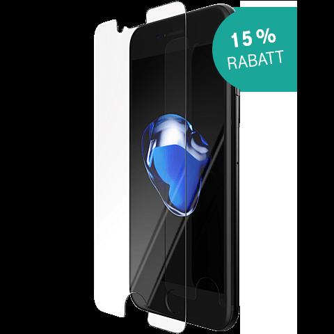Tech21 Impact Shield Schutzfolie iPhone 7 Plus transparent vorne 99925459