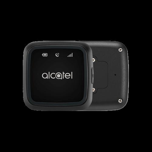 Alcatel Combi Protect Schwarz Vorne und Hinten