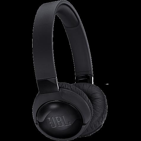 JBL TUNE600BTNC On-Ear Bluetooth-Kopfhörer Schwarz 99928032 hero