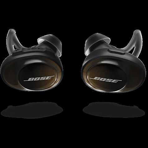 BOSE SoundSport Free Wireless Headphones Schwarz 99928125 hero
