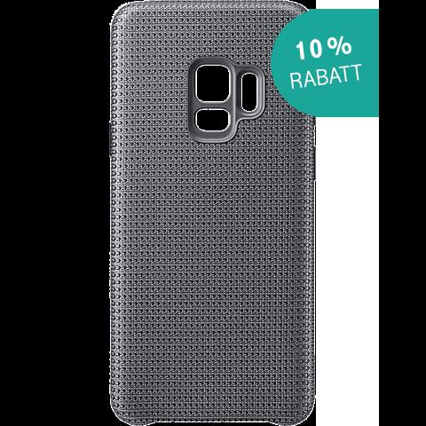 Samsung HyperKnit Cover Grau Galaxy S9 99927666 kategorie