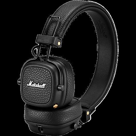 Marshall Major III Bluetooth-Kopfhörer Schwarz 99928042 hero