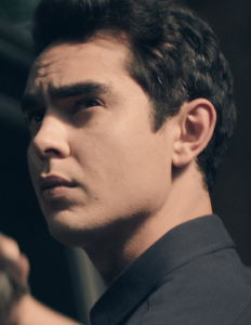 Waterfords Fahrer Nick (Max Minghella)
