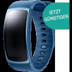 Samsung Gear Fit2 Armbandgröße S Blau 99925882 kategorie