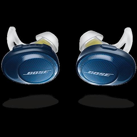 BOSE SoundSport Free Wireless Headphones - Dunkelblau 99928136 vorne