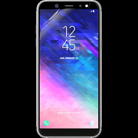 Tech21 Impact Shield Displayschutzfolie Transparent Samsung Galaxy A6 99928297 hero