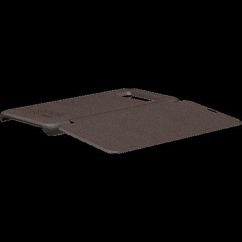 TECFLOWER andi be free Leder Booklet Braun Samsung Galaxy S8 99928219 seitlich
