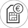 Die Zweitkarte für nur 4,95 € monatlich