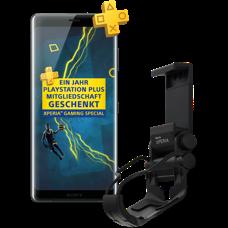 Sony Xperia XZ3 Gaming Pack Schwarz Katalog