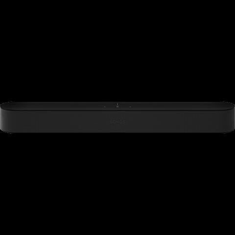 Sonos Beam Soundbar - Schwarz 99928314 vorne