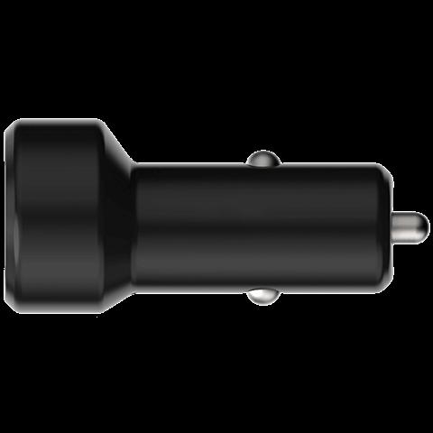 xqisit Kfz-Ladegerät 2,4A Single USB 99928165 seitlich