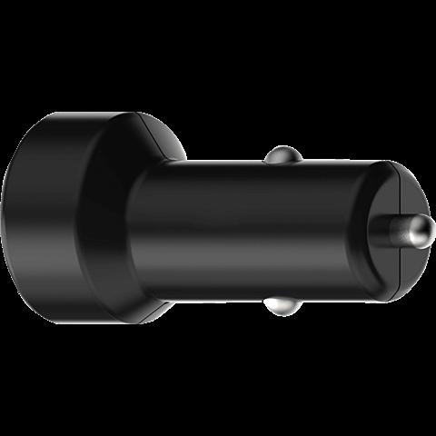 xqisit Kfz-Ladegerät 2,4A Single USB 99928165 hinten