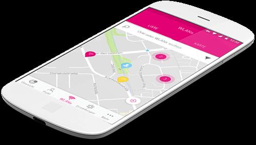 Unsere Empfehlung: die CONNECT App