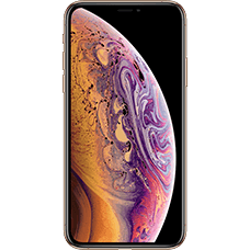 Apple iPhone XS Gold Katalog