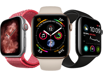 5506cbb8423 Apple Watch Series 4 Nike+ (GPS + Cellular)