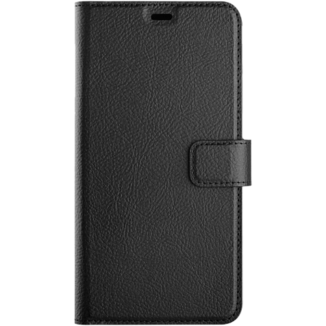 xqisit Slim Wallet Selection Apple iPhone XS Max - Schwarz 99928324 hero