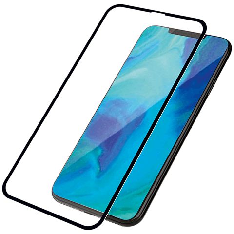 PanzerGlass Display Glas Apple iPhone XS Max - Transparent 99928352 vorne