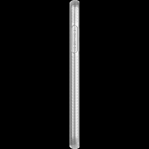 Tech21 Evo Shell Hülle Samsung Galaxy A6 - Transparent 99928296 seitlich