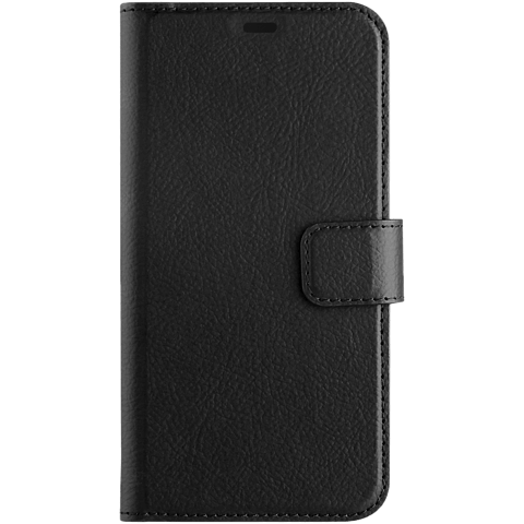 xqisit Slim Wallet Selection Apple iPhone XR - Schwarz 99928323 vorne
