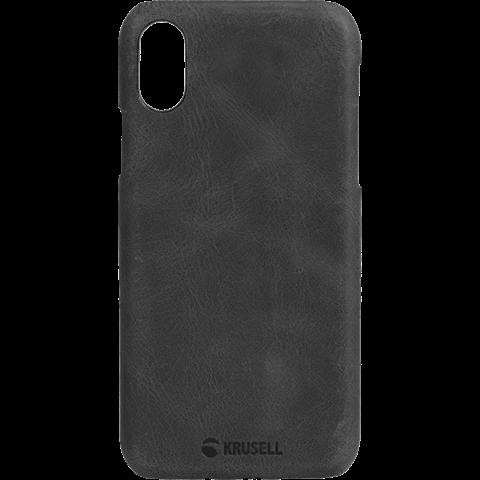 Krusell Sunne Cover Apple iPhone XR - Schwarz 99928337 vorne
