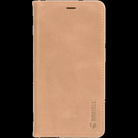Krusell Sunne 4 Card Folio Wallet Apple iPhone XR - Nude 99928340 vorne