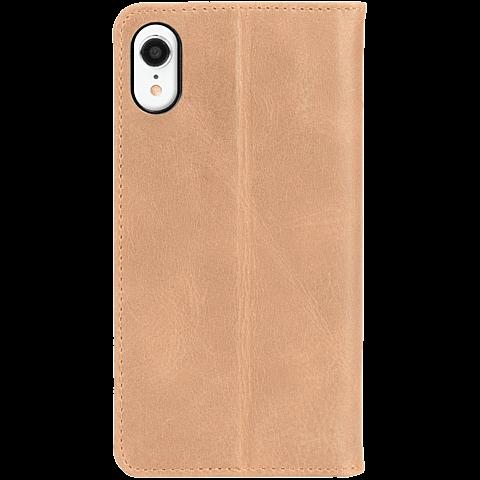 Krusell Sunne 4 Card Folio Wallet Apple iPhone XR - Nude 99928340 hinten