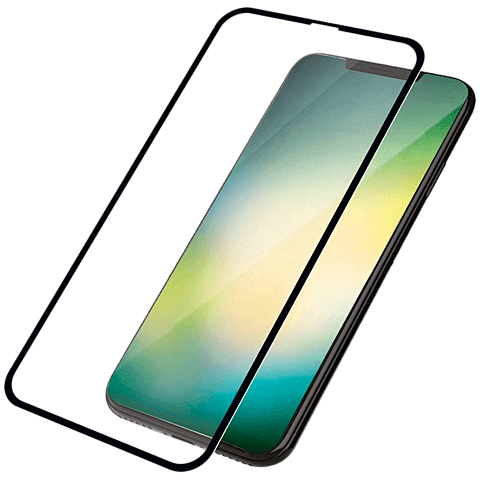 PanzerGlass Display Glas Apple iPhone XR - Transparent 99928351 vorne
