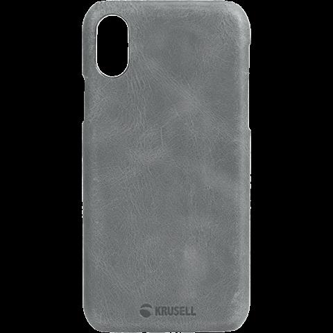 Krusell Sunne Cover Apple iPhone XR - Grau 99928362 vorne