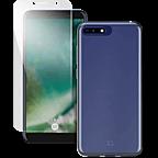 xqisit Flex Case + Safety Glas HUAWEI Y6 (2018) - Transparent 99928377 kategorie