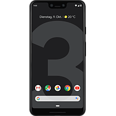 Google Pixel 3 XL Just Black Katalog