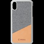 Krusell Tanum Cover Apple iPhone XR - Grey Nude 99928356 kategorie