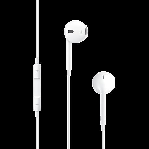 Apple EarPods mit 3,5 mm Kopfhoererstecker 99928426 vorne