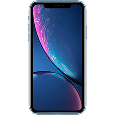 Apple iPhone XR Blau Katalog