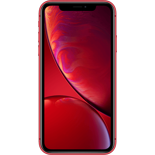 Apple iPhone XR (PRODUCT)RED Vorne