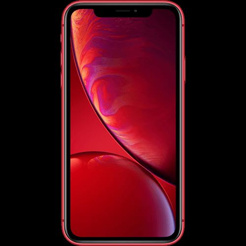 Apple iPhone XR (PRODUCT)RED Vorne und Hinten