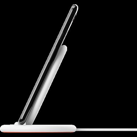 Google Pixel Stand - Weiß 99928502 seitlich