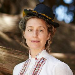 Picnic at Hanging Rock: Sibylla Budd als Mrs. Valange