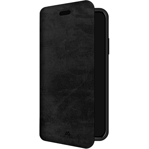 Black Rock Statement Booklet Apple iPhone XS - Schwarz 99928299 vorne